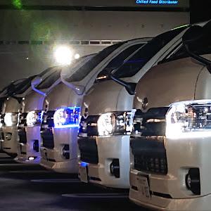 ハイエースバン TRH200Vのカスタム事例画像 風《HIACE》月さんの2020年11月21日00:54の投稿