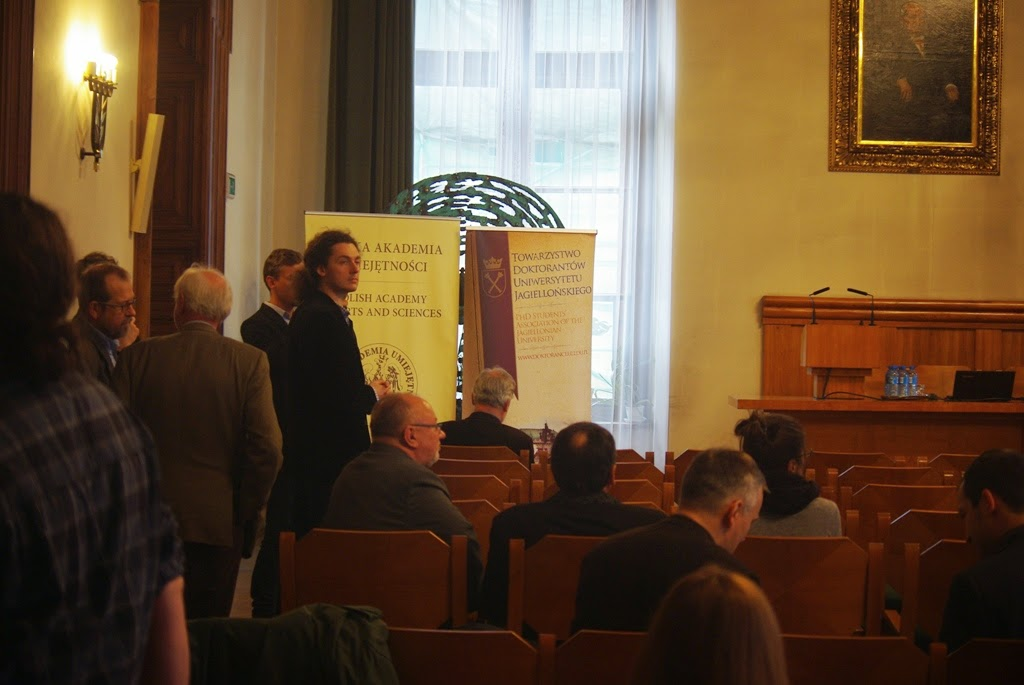 Konferencja Metody geofizyczne w archeologii polskiej (fot. J. Karmowski, K. Kiersnowski) - geof%2B%25282%2529.JPG