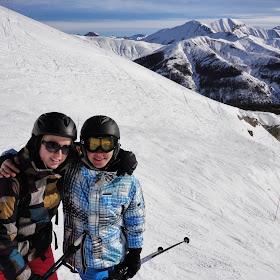 Skireis (8 t/m 17 februari)2012