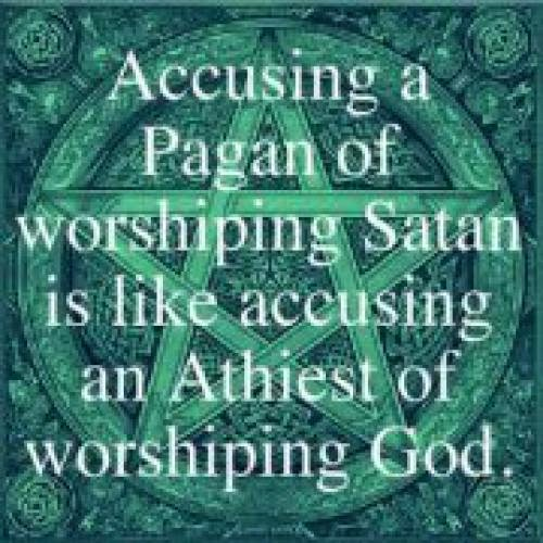 The Differance Between Pagan Religions And Satanism
