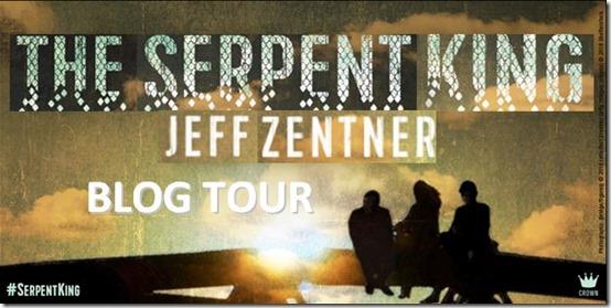 The Serpent King Blog Tour Banner