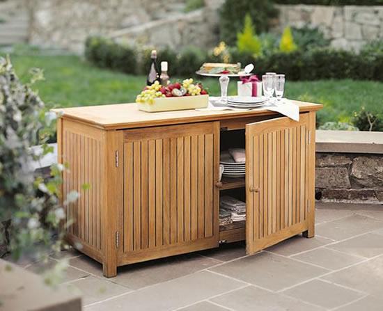 Homeopolis - Home Design Ideas: Outdoor Bar Storage Cabinet