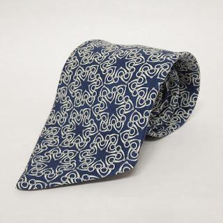 Hermès Geometric Tie