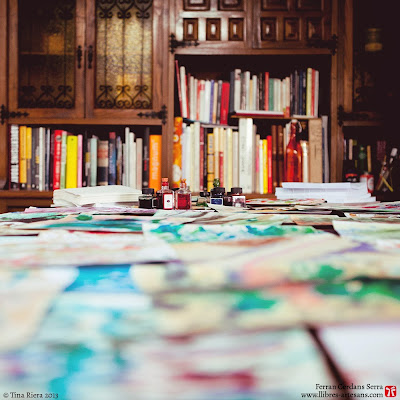 Llibres Artesans per Tina Riera