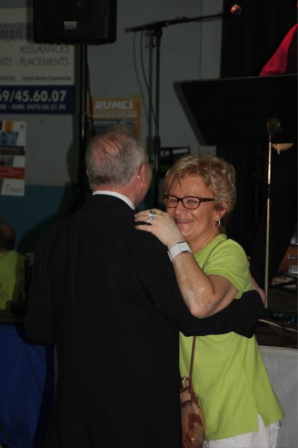 Une petite danse avec le professeur Manicourt, rhumatologue à St Luc