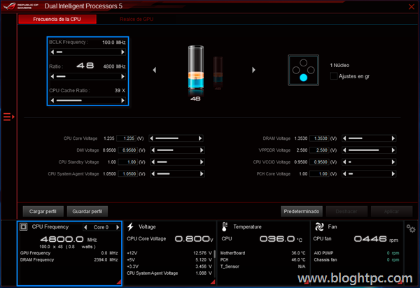 Overclocking INTEL Core i3 7350K