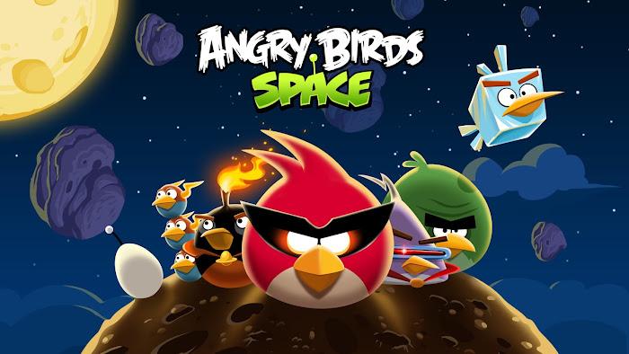 Hình nền về những chú chim điên trong Angry Birds - Ảnh 12