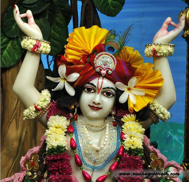 ISKCON Chowpatty Deity Darshan 01 Mar 2016  (19)