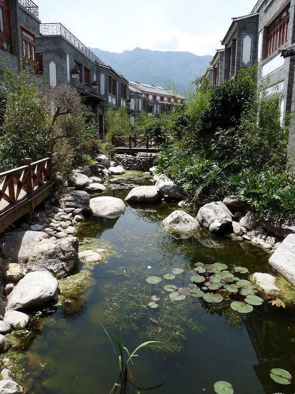 Chine. Yunnan Dali .En vélo vers le lac ERHAI - P1170705.JPG