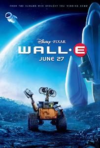 Người Máy Biết Yêu - Wall-e poster