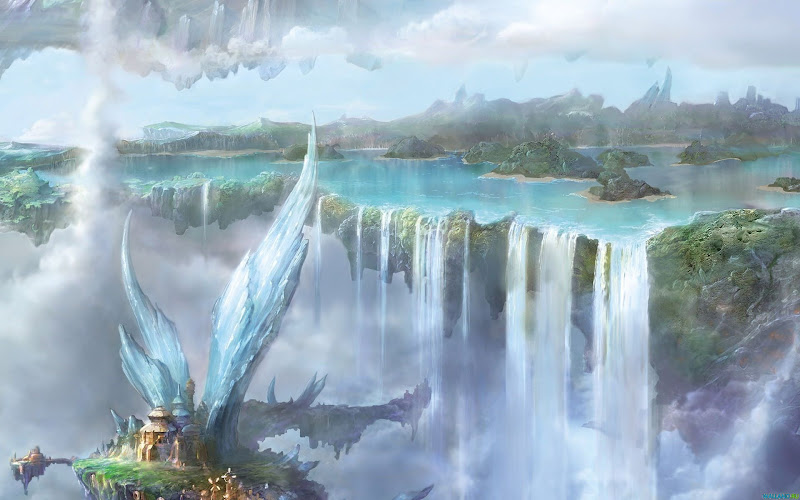 Nightmare Of Weird Lands 3, Magical Landscapes 4