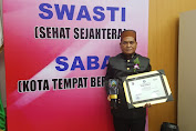 Lagi, Soppeng Raih Penghargaan Swasti Saba