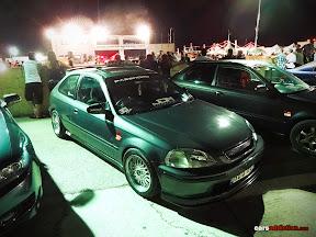 Honda Civic EK with BBS Wheels