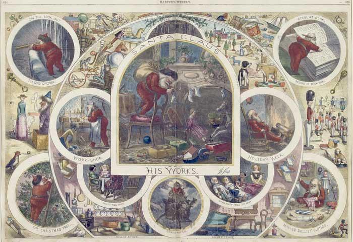 the beginning of santa claus ; 4142668_orig