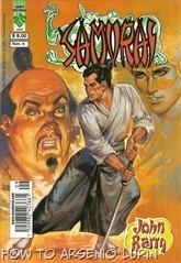P00009 - Samurai - John Barry #9