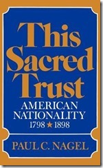this sacred trust