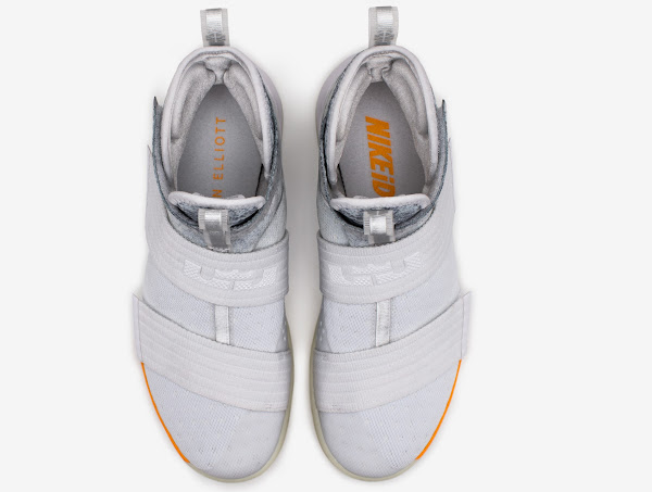 John Elliott X Nike LeBron Soldier 10 Drops Tomorrow
