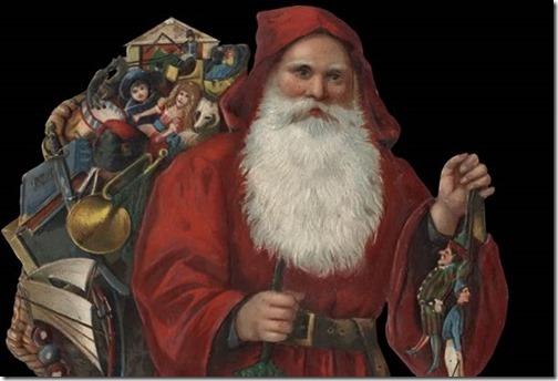 imágenes vintage navidad (7)