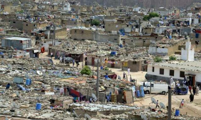 المغرب من أكثر دول منطقة الشرق الأوسط وشمال أفريقيا فقراً