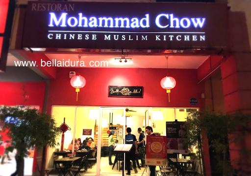 restoran chinese muslim