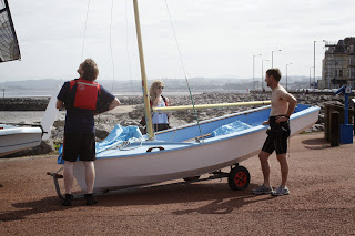 Dinghy Sailing July 7th 2013