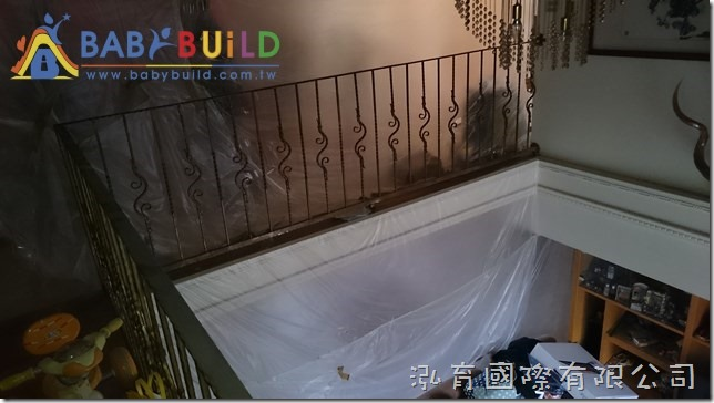 BabyBuild 住宅樓中樓管狀螺旋滑梯設計規劃