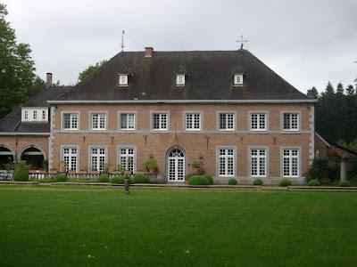 Lummen, kasteel Het Hamel