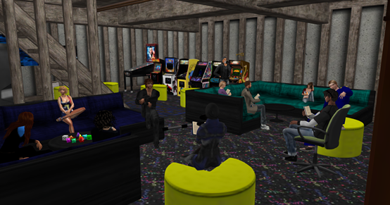 Ready Player One Book Club - VSTE in SL - Aug 8 2016 B