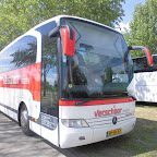 Mercedes Tourismo van Verschoor Reizen