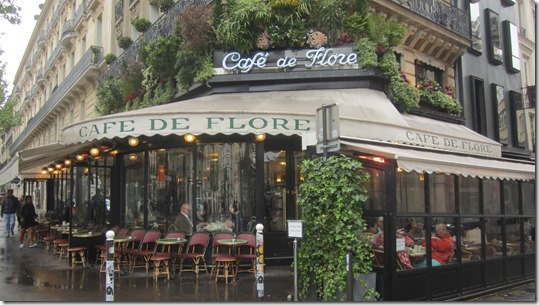 17. Drinks on Saturday at Café de Flore (3)
