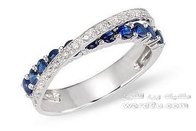 مجموعه خواتم رائعه من الماس