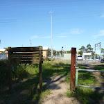Gate opposite Cowan Station (356738)