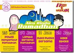 Poster Kegiatan Lomba Ramadhan Anak