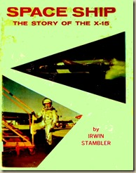 Space Ship The Story of the X-15_01