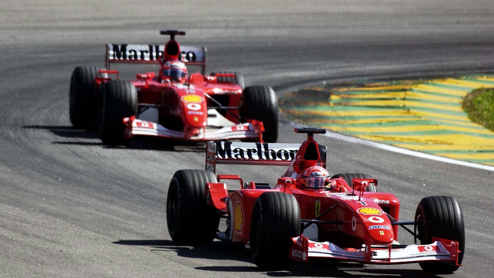 Michael Schumacher HD Wallpaper (1920x1080) | F1-Fansite.com