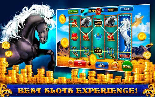 Golden Mustang Wild Slots