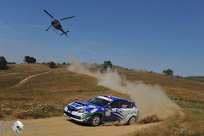 The IRC also embraced the production rally cars and brought international rallying to Eastern Europe, like here in Romania (Photo: Subaru)