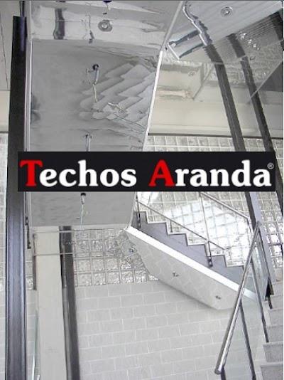 Pagina Web de Falsos Techos Aluminio Madrid