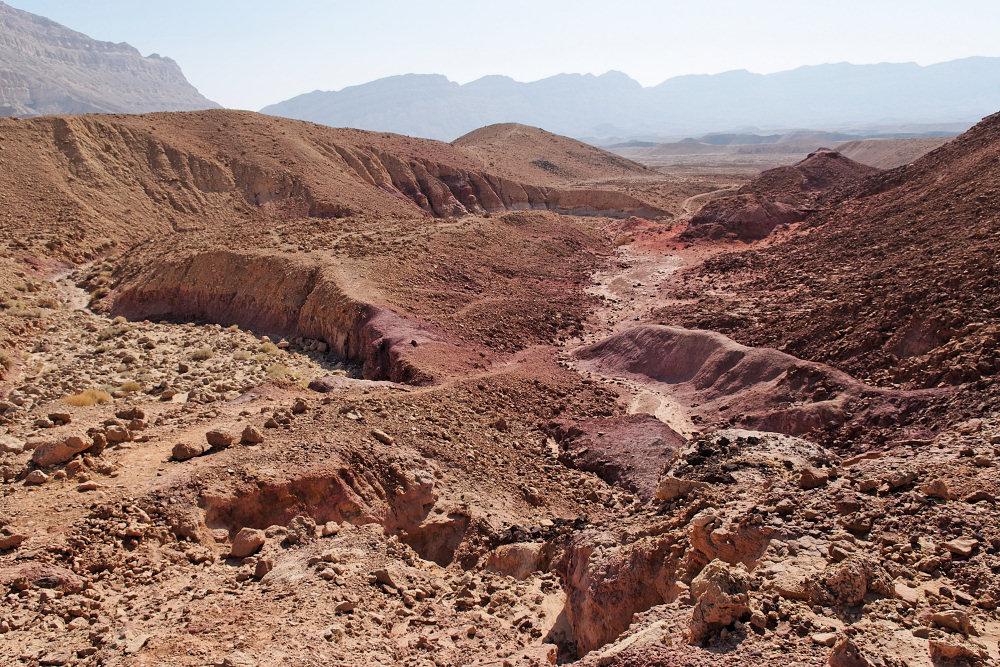 Красные пески