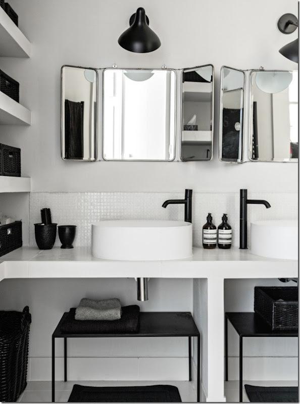 case-e-interni-bianco-nero-chic-francese-appartamento-9