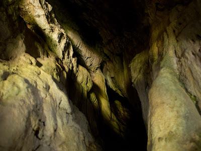 Tram central de la cova