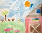 Farm Life by Sophia
