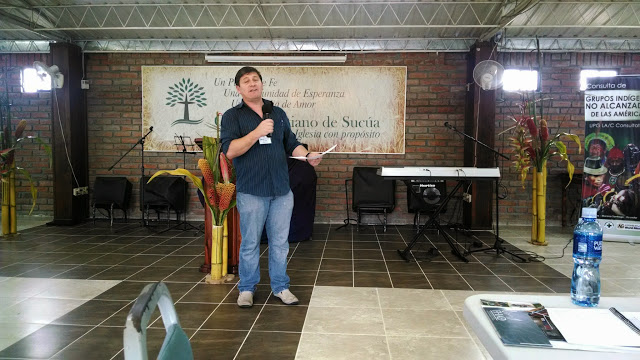 Daniel Pelozo, Argentine Missionary to Costa Rica, gets up to speed on the progress being made among the unreached people groups of Latin America and the Caribbean.