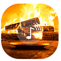Fireplace ~ Indoor Fire HD icon