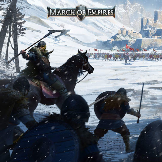 March of Empire Strateji Oyunu 19. Güncelleme