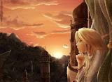 Princess Dreaming Of Futur