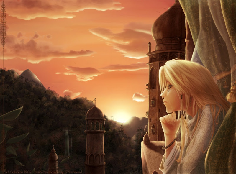 Princess Dreaming Of Futur, Sorceress 3