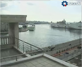 Piraeus webcam