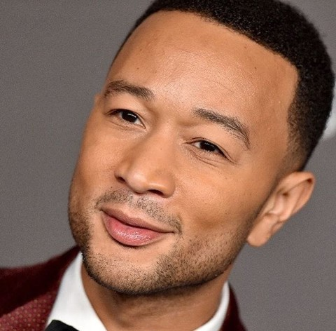 John Legend, the handsome man of the year