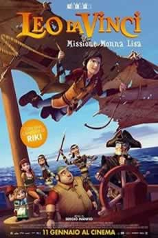 Capa Leo Da Vinci: Missão Mona Lisa Torrent
